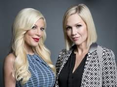 Tori Spelling y Jennie Garth