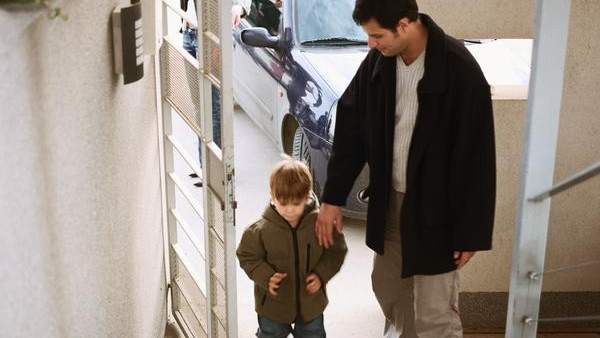 Padres separados
