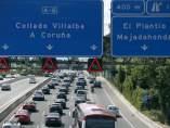 Retenciones en Madrid