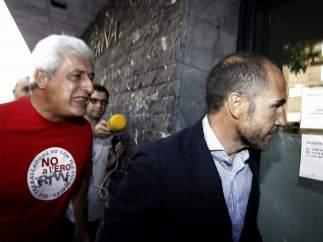 El exdirector de Ràdio 9 Lluís Motes declara como imputado por el agujero de RTVV