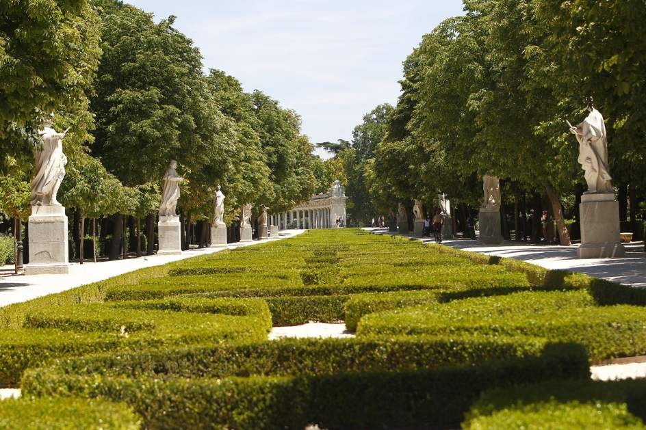 El Retiro Y El Prado Inician Su Camino Para Convertirse En Patrimonio Mundial De La Unesco