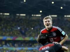 Gol de Kroos