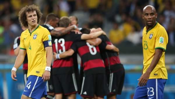 Paliza a Brasil
