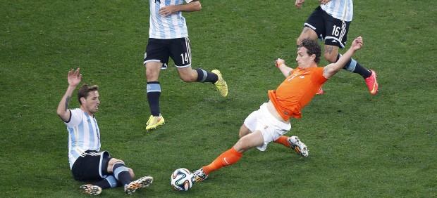 Holanda - Argentina