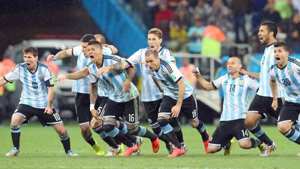 Éxtasis de Argentina