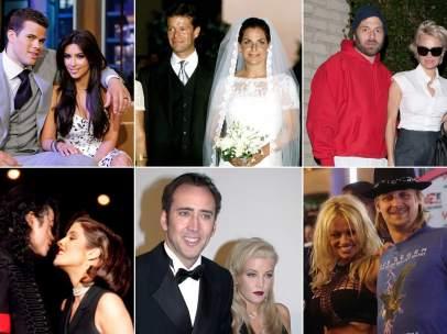 Matrimonios exprés