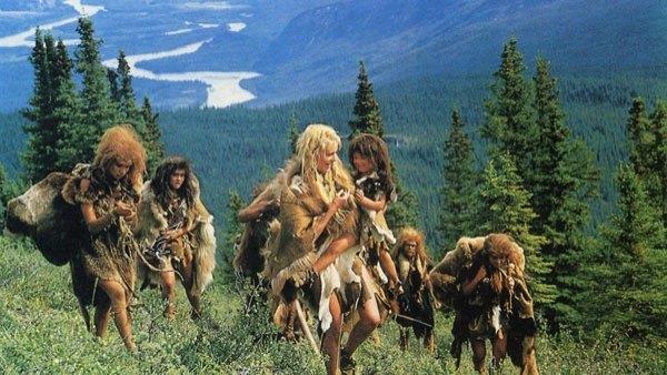 Resultado de imagen de el clan del oso cavernario, 1986