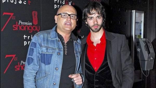 Juan Carlos Pérez de la Fuente y Alberto Amarilla