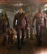 Imagen promocional de 'Guardianes de la Galaxia'.