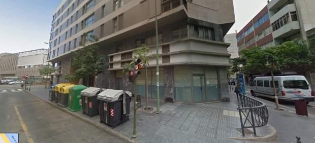 Edificio de Las Palmas