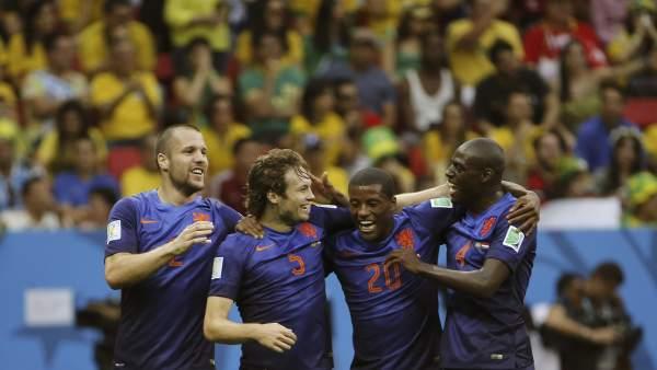 Gol de Holanda