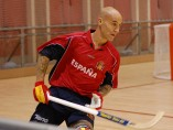 Pedro Gil, jugador de hockey