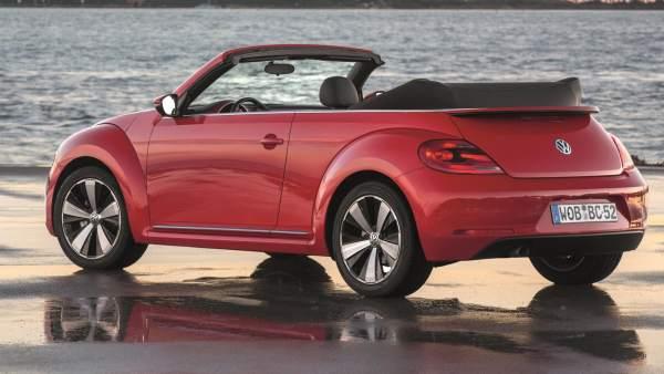 Volkswagen lanza la edición especial Karmann de su modelo Beetle Cabrio en España