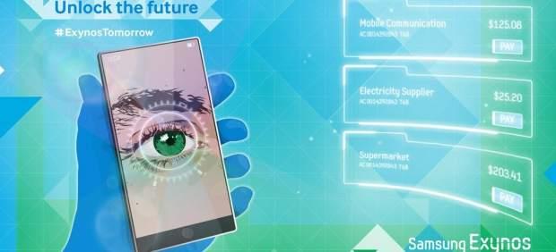 Samsung da una pista sobre un escáner retina en el Galaxy Note 4