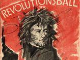 'Revolutionsball der Aktion', 1914