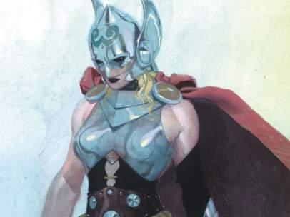 Thor cambia de sexo