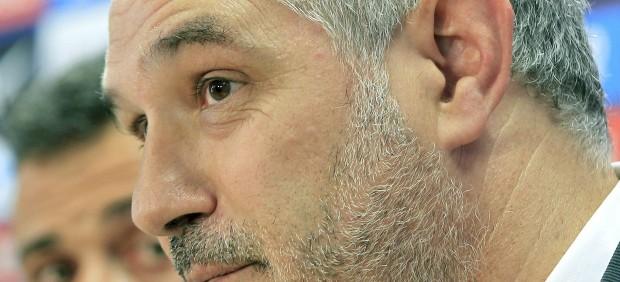 Zubizarreta, sobre los pitos: Igual los demás no teníamos que estar en ese vídeo de Messi