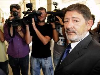 Francisco Javier Guerrero se niega a declarar