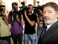 Francisco Javier Guerrero, imputado en el 'caso de los ERE'.