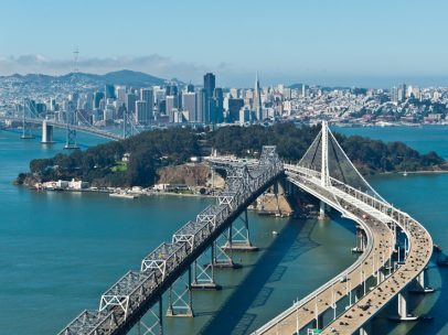 'Bay Bridge East Span'