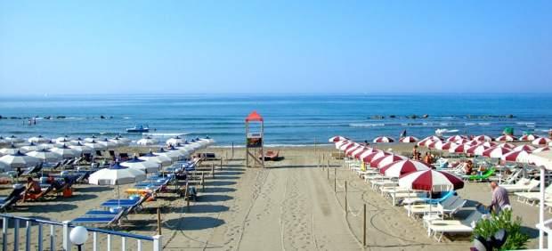 Playa de Castiglione della Pescaia