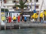 Rescate de un submarinista