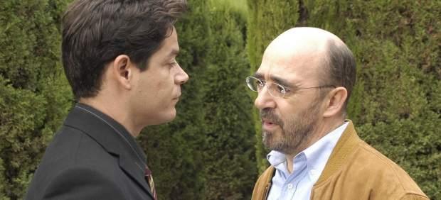 Álex Angulo en 'El tránsfuga'
