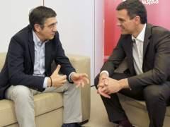Patxi López quiere debatir con Sánchez para confrontar modelos
