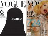 Tres cubiertas de 'Vogue'