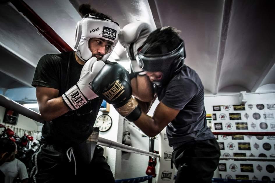 Boxeo la soledad de un deporte que no est en su mejor for El gimnasio es un deporte
