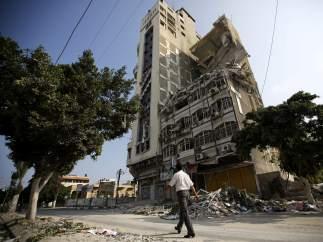 Sigue la matanza de civiles en Gaza