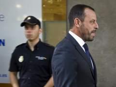 Detienen a Sandro Rosell por blanqueo de capitales