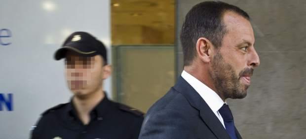 Sandro Rosell niega ante la Guardia Civil que haya cobrado comisiones ilegales