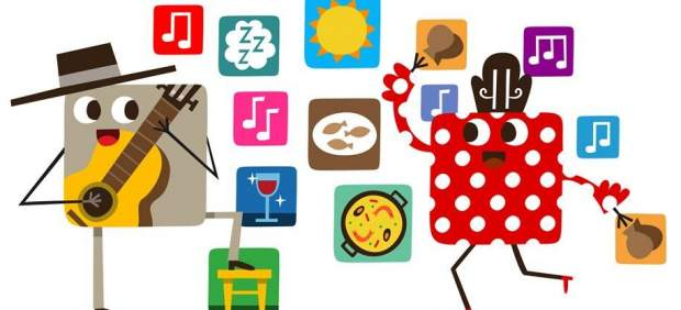 Apps 'typical spanish'