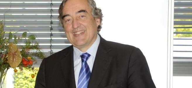 Juan Rosell, presidente de la C