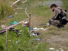 Holanda dice que el avi�n malasio derribado en Ucrania cay� por un misil Bulk ruso