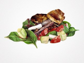 'Balsamic Chicken Salad'