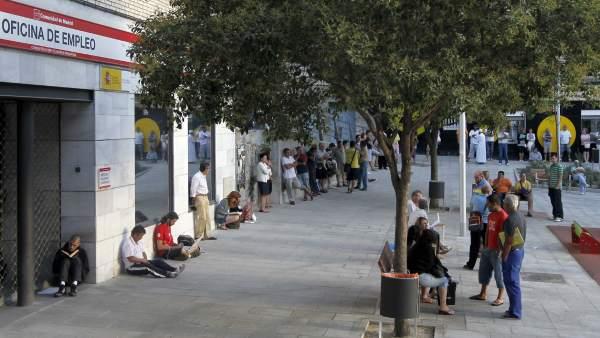 El paro subi un 0 43 en agosto en la comunidad de madrid for Oficina de vivienda comunidad de madrid