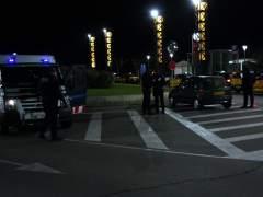 Medio centenar de vecinos agreden a seis Mossos en un altercado en L'Hospitalet