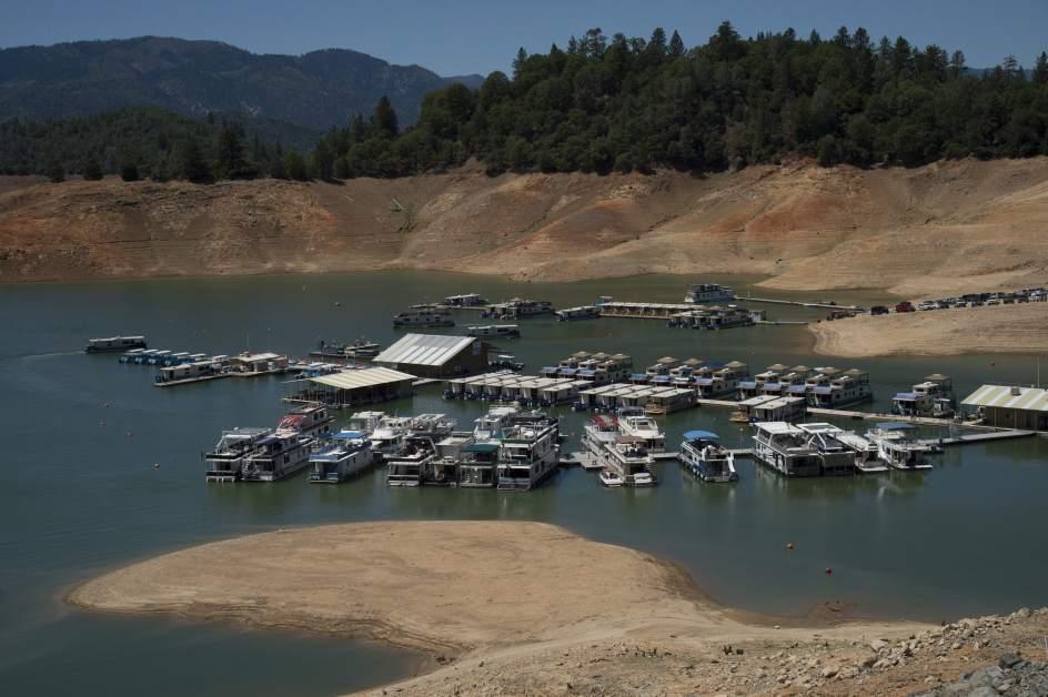 La sequía de California afecta a la economía
