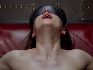 Dakota Johnson en '50 sombras de Grey'