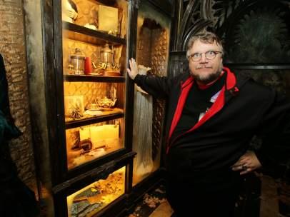 Guillermo del Toro visita el Comic-Con