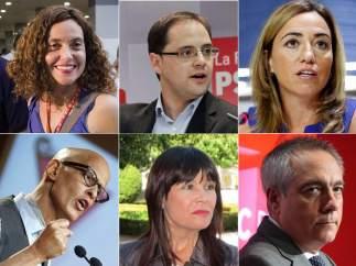 Nueva Ejecutiva del PSOE