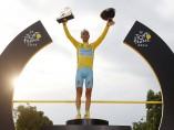 Vincenzo Nibali, ganador del Tour 2014