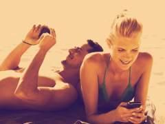 Con el móvil, a la búsqueda espontánea de vacaciones