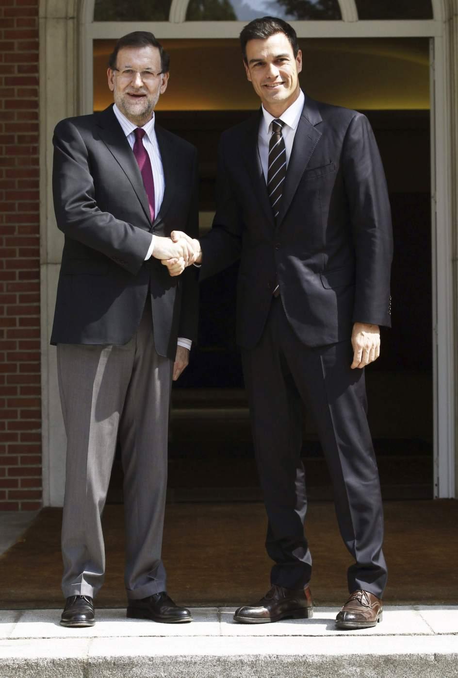 ¿Cuánto mide Mariano Rajoy? - Altura - Real height 183884-944-1396