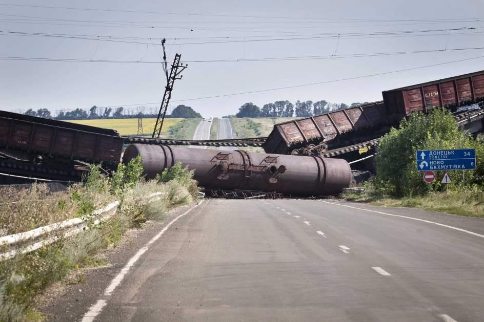 El conflicto de Ucrania