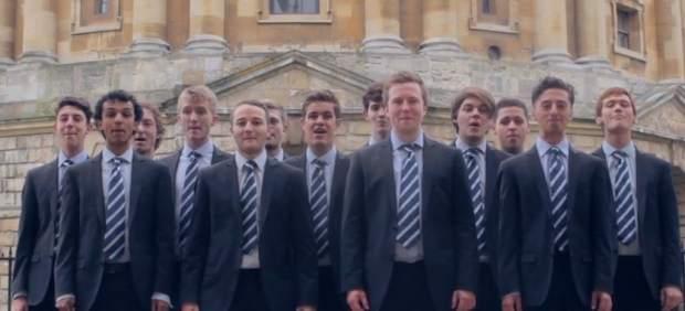 Estudiantes de Oxford triunfan en Internet con un vídeo donde versionan canciones de Shakira