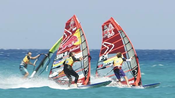 Campeonato del Mundo de Kiteboard y Windsurf