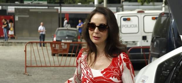 La jueza Mercedes Alaya